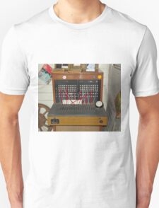 Telephone Exchange Vintage Unisex T-Shirt
