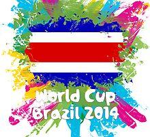 World Cup Brazil 2014 - Costa Rica by matys103