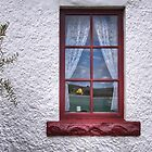Red window by Hans Kawitzki