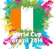 World Cup Brazil 2014 - Côte d'Ivoire by matys103