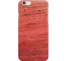 Smudged Lipstick iPhone Case/Skin