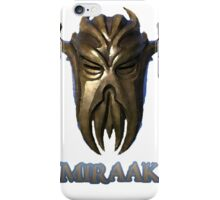 Miraak - Dragonborn/Dragonpriest iPhone Case/Skin