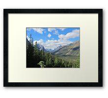 Jasper Valley Framed Print