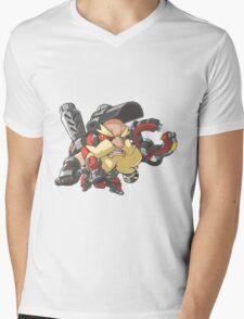 Torbjörn Cute Spray Mens V-Neck T-Shirt