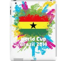 World Cup Brazil 2014 - Ghana iPad Case/Skin