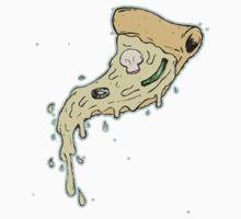 Say Puke Veggie Pizza by Baxterbones