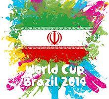 World Cup Brazil 2014 - Iran by matys103