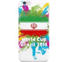 World Cup Brazil 2014 - Iran iPhone Case/Skin