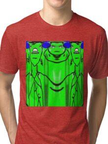 Frankensteins Fellowship Tri-blend T-Shirt
