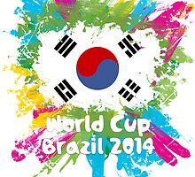 World Cup Brazil 2014 - Korea Republic by matys103