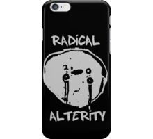 Logic Loops - Radical Alterity iPhone Case/Skin