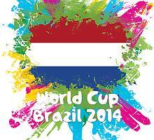 World Cup Brazil 2014 - Netherlands by matys103