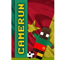 World Cup 2014: Camerun Photographic Print
