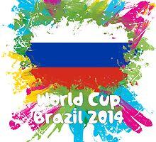 World Cup Brazil 2014 - Russia by matys103