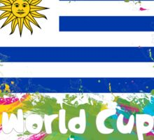 World Cup Brazil 2014 - Uruguay Sticker