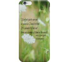 Kindred Spirits Anne iPhone Case/Skin