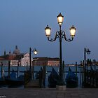 Venice at Dusk by NicoleCampbell