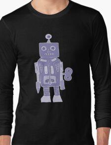 Robot3 Long Sleeve T-Shirt
