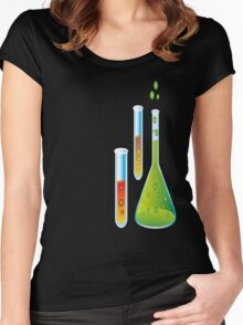 Science Fiction2 Women's Fitted Scoop T-Shirt