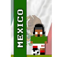 World Cup 2014: Mexico Photographic Print