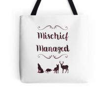 The Marauders V2 Tote Bag