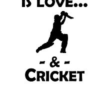 Love And Cricket by kwg2200