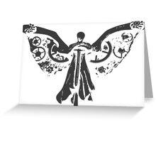 Clockwork Angel Greeting Card