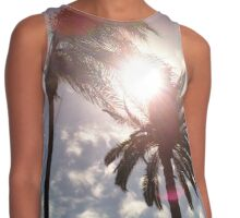 Sun In Your Palms Contrast Tank