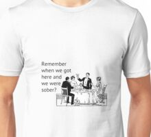 Remember When... Unisex T-Shirt