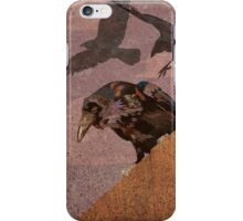 Crow invasion 2 iPhone Case/Skin