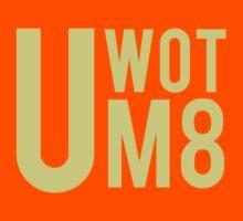 U W0T M8 by Daniël Vuijk