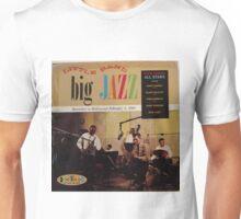 jazz lp on crown Unisex T-Shirt