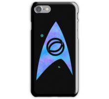 Star Trek - Watercolour Science iPhone Case/Skin