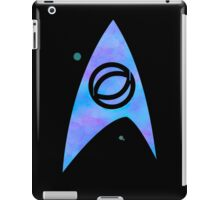 Star Trek - Watercolour Science iPad Case/Skin