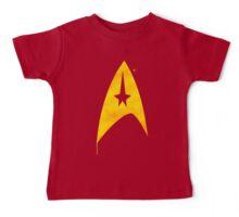 Star Trek - Watercolour Command Baby Tee
