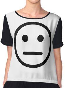 Emotionless Chiffon Top