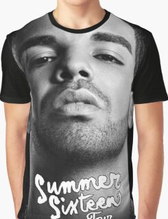 YUDI01 Drake & Future Summer Sixteen Tour 2016 Graphic T-Shirt