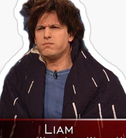 Liam Sticker