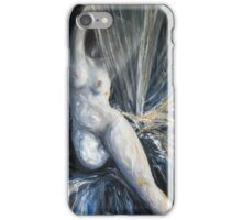 Behind the veil iPhone Case/Skin