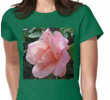 Dreamy Rose Womens Fitted T-Shirt
