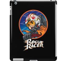 GO ROGUE RACER GO! iPad Case/Skin