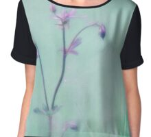 And spring came Chiffon Top