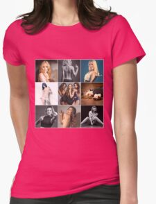 No. 1 Womens Fitted T-Shirt