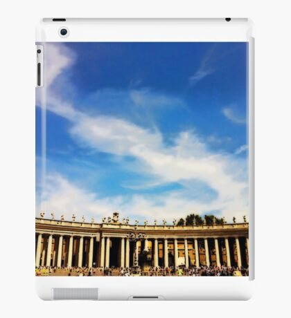 Heavenly Rome, Photo / Digital Painting  iPad Case/Skin