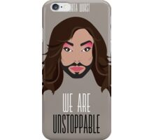 CONCHITA WURST iPhone Case/Skin
