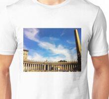 Heavenly Rome, Photo / Digital Painting  Unisex T-Shirt
