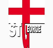 Flag ST GEORGE ENGLAND Unisex T-Shirt
