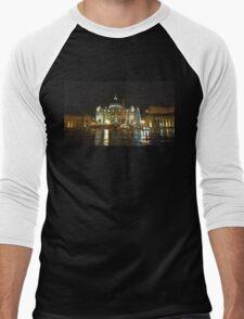 St. Peter in Christmas Day in the rain Men's Baseball ¾ T-Shirt