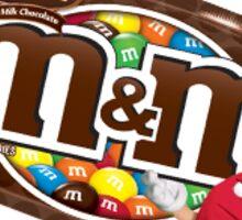 M&M's Sticker