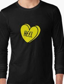 Heel 2 Long Sleeve T-Shirt